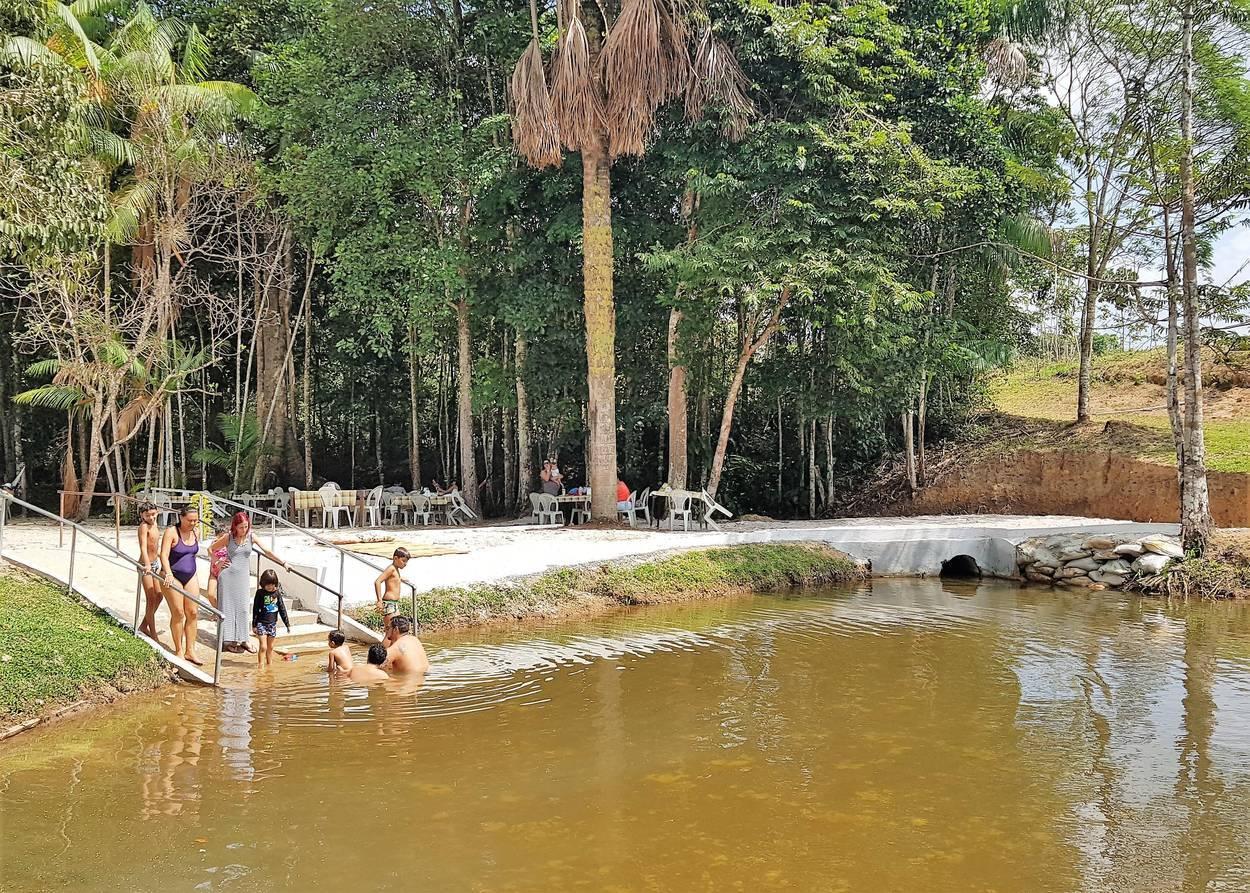 Chácara Laqua Bianca é opção de lazer e turismo para famílias