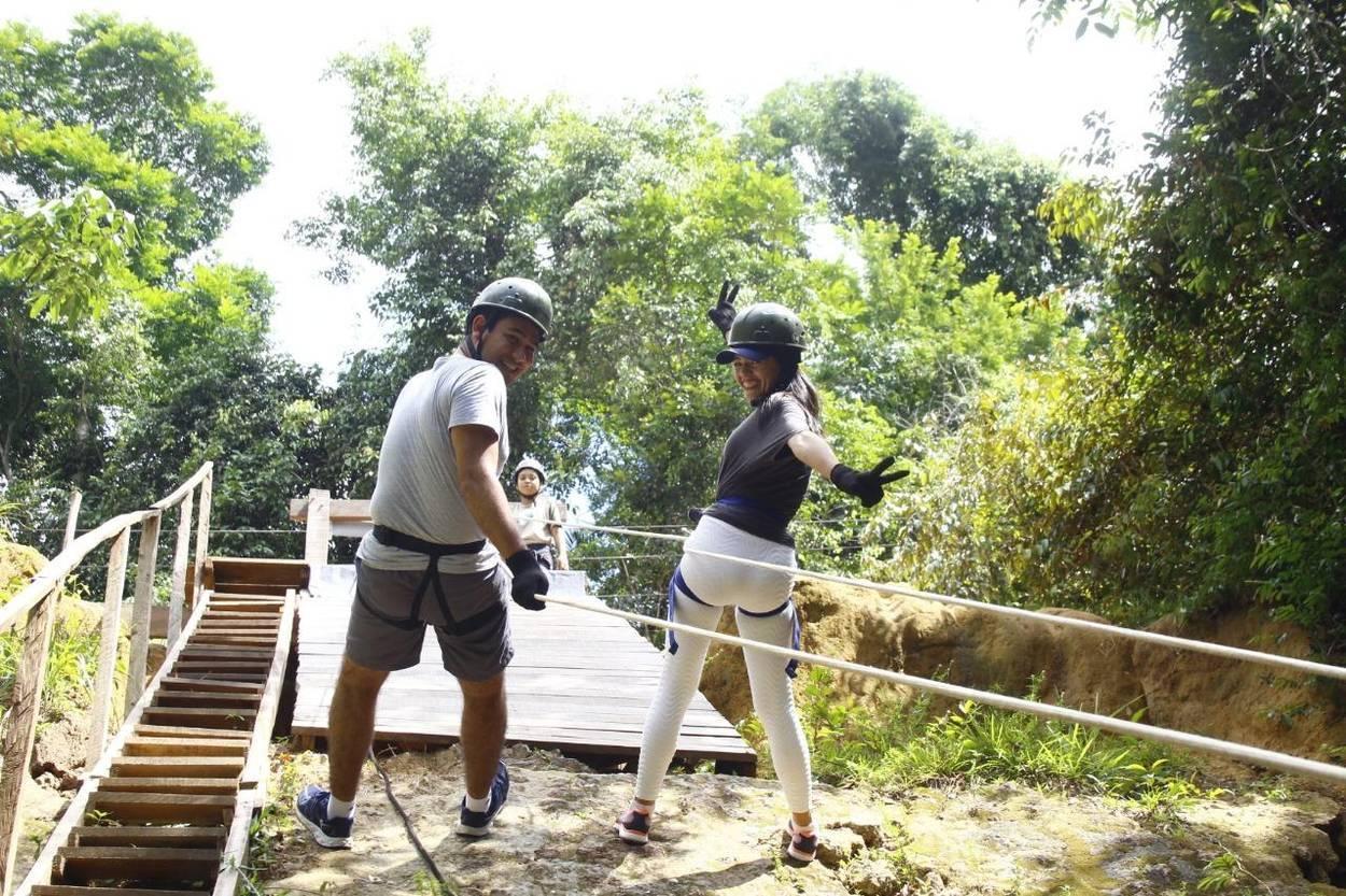 """""""Circuito Yuna"""" contempla todas as atividades de ecoturismo no Parque do Utinga"""