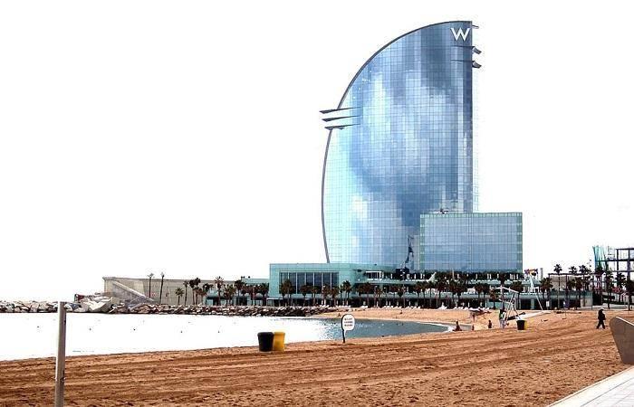 Barcelona – criativa, original e única.