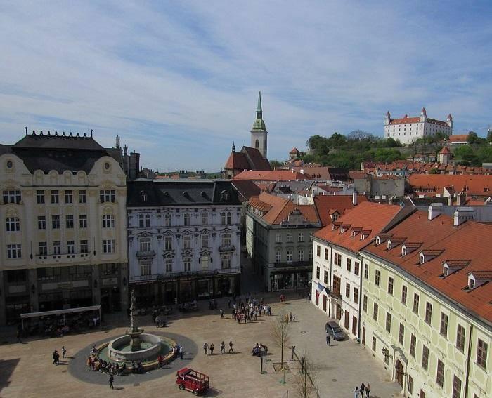 Bratislava Express – bate e volta de um dia à capital da Eslováquia