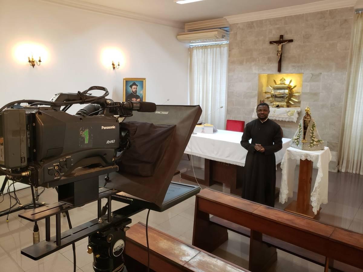 Basílica Santuário de Nazaré adapta seu funcionamento para proteger fiéis