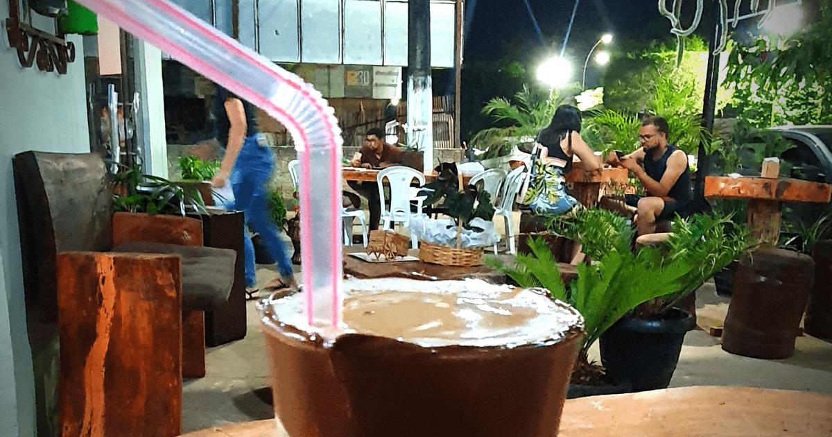Mó Café, parada obrigatória em Curionópolis.