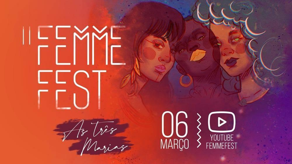 Festival promove protagonismo feminino