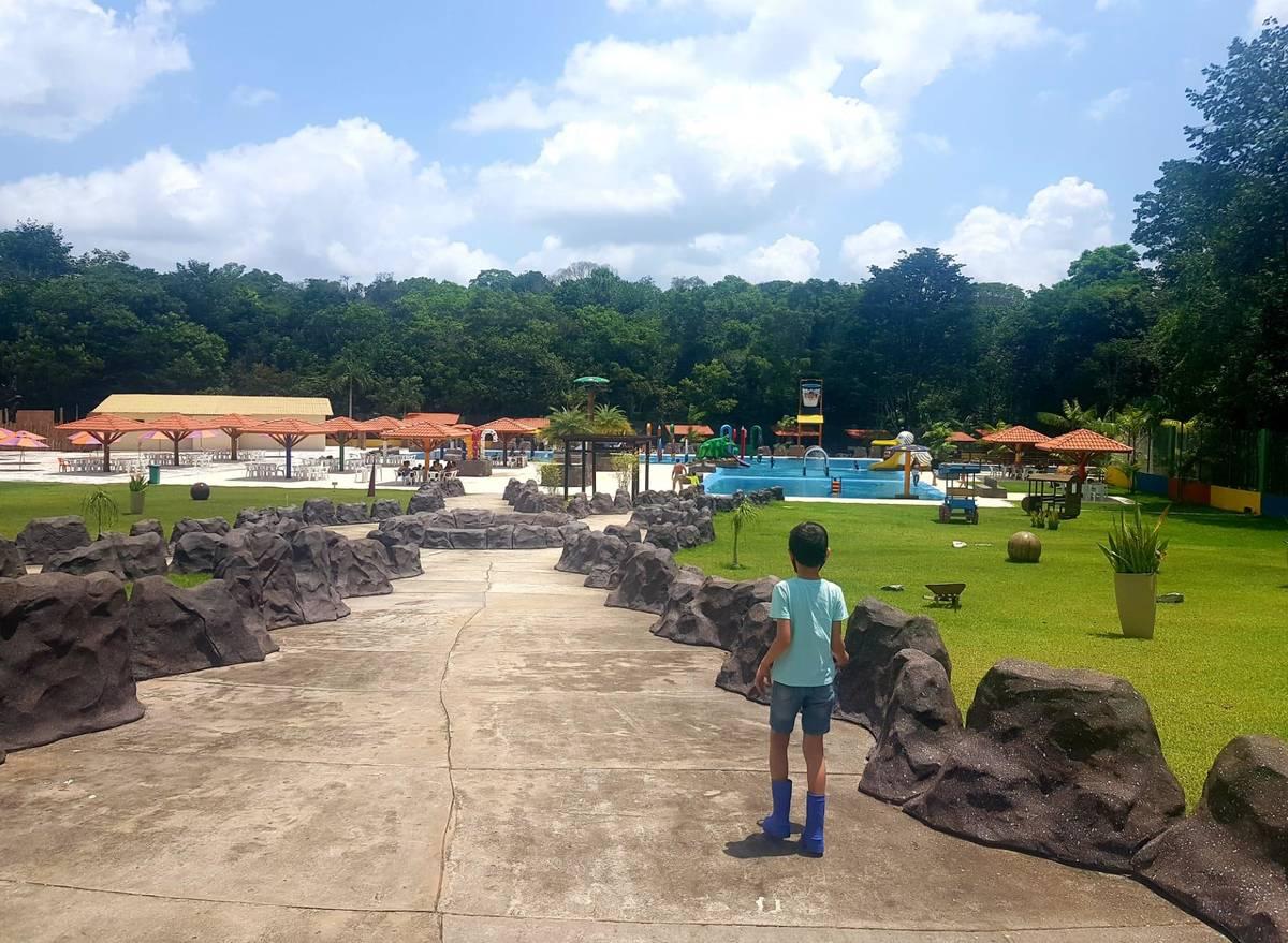 Ecopark Açaí potencializa o turismo de natureza em Santa Izabel, no Estado do Pará.